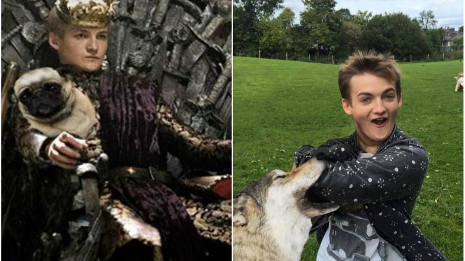 (foto) Joffrey din Game of Thrones reînvie în inimile fanilor serialului în urma unei fotografii