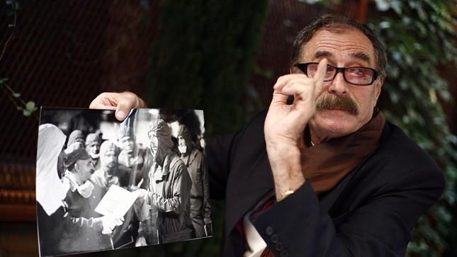 (foto) O scenă stranie și magică în același timp. Așa își amintea explozia de la Cernobîl primul fotograf prezent la marea catastrofă