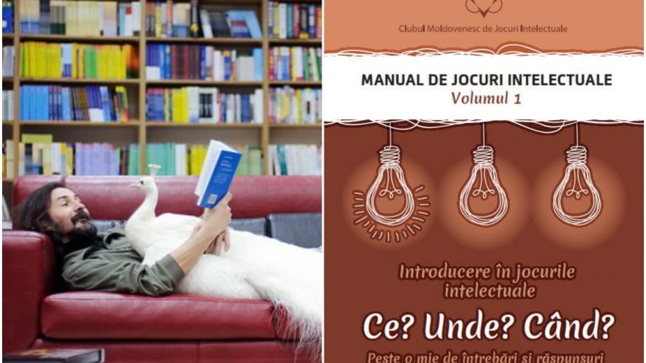 Cartea cu 1.000 de întrebări de logică și erudiție poate fi găsită și în rețeaua librăriilor Cartier