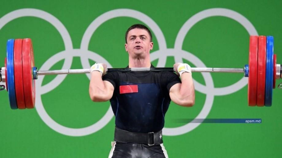 Halterofilul Serghei Cechir s-a clasat pe locul 8 la europene
