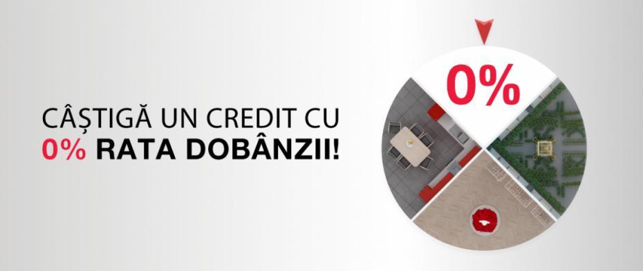 Cine poate câştiga un credit de consum cu 0% rată a dobânzii? Oricine!