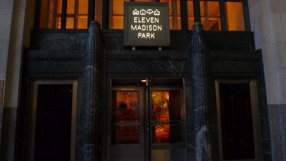 Cel mai bun restaurant din lume în 2017 este Eleven Madison Park din New York