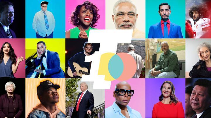 (foto) TIME a publicat lista celor mai influenţi 100 de oameni din lume.Cine sunt aceștia