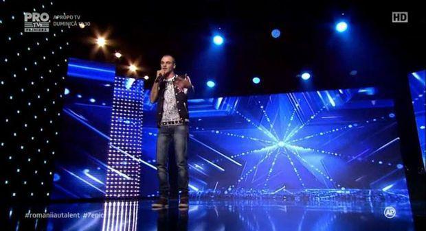 (video) Pompierul din Chișinău care a impresionat cu hip-hop patriotic la Românii au Talent