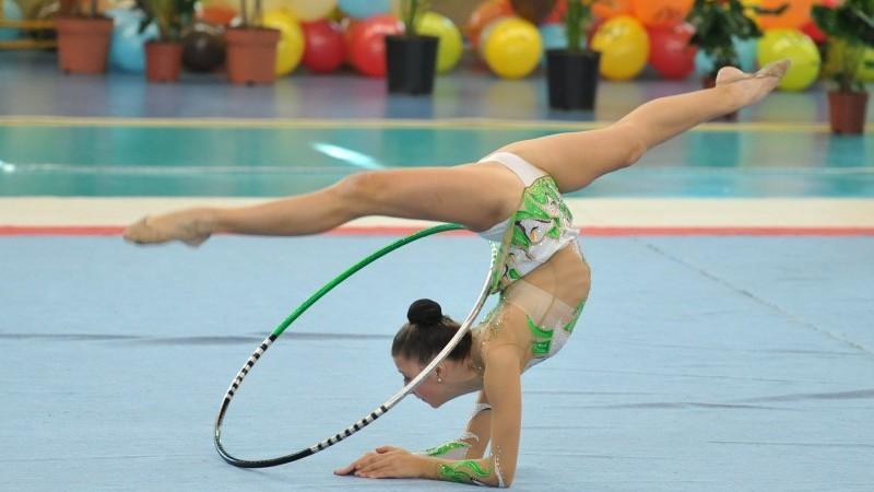 200 gimnaste vor concura în cadrul Turneului Internațional de Gimnastică Ritmică