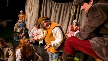 (foto) Premieră la Ionesco! Teatrul aduce în scenă unul dintre cele mai populare personaje ale lui Shakespeare