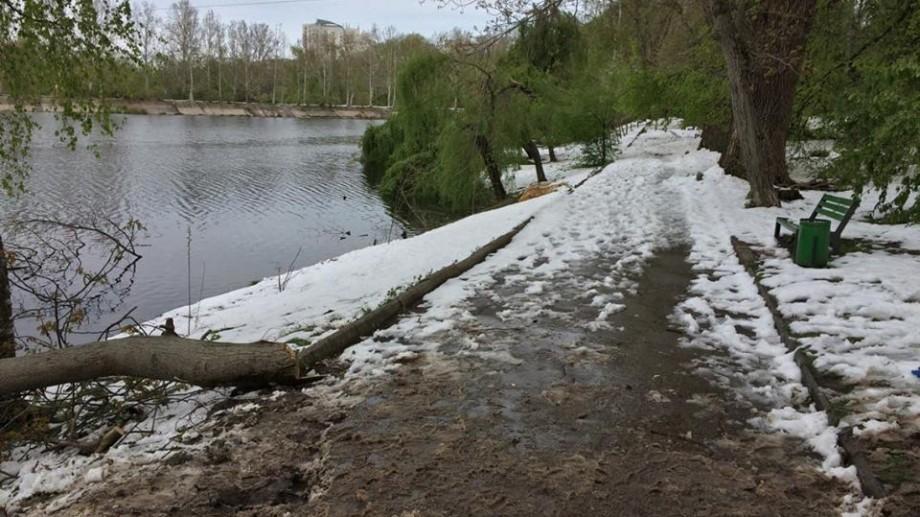 Pentru lichidarea consecințelor ninsorii, fondul rezervă a Chișinăului a fost suplinit cu 20 milioane de lei