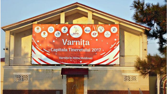(foto) A fost ales logoul, sloganul și imnul Capitalei Tineretului 2017