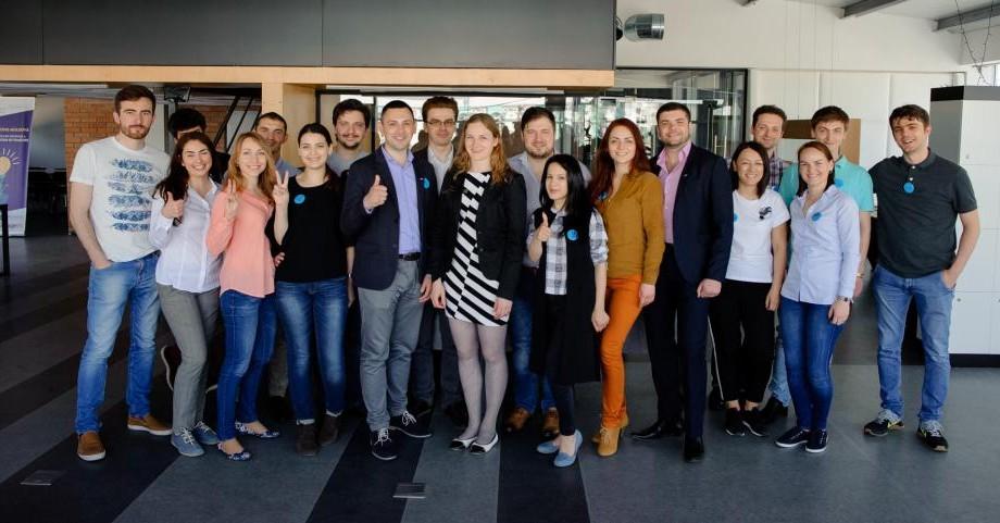 Vicepreședinta JCI pentru Europa, Marion De Groot, s-a întâlnit cu membrii JCI Chișinău și JCI Rezina în cadrul unei vizite de trei zile