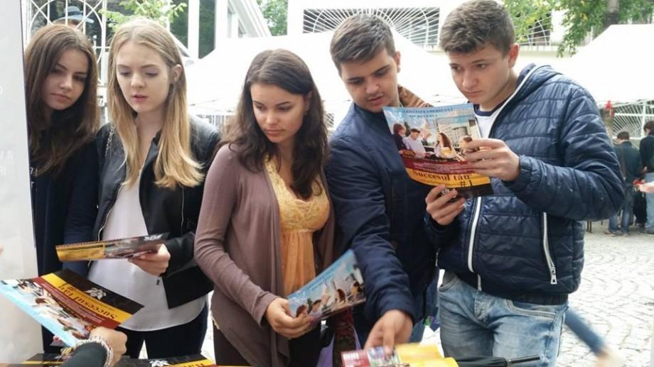 Universitatea Americană din Moldova își deschide ușile: Cunoaște programele de studiu și oportunitățile unei experiențe internaționale