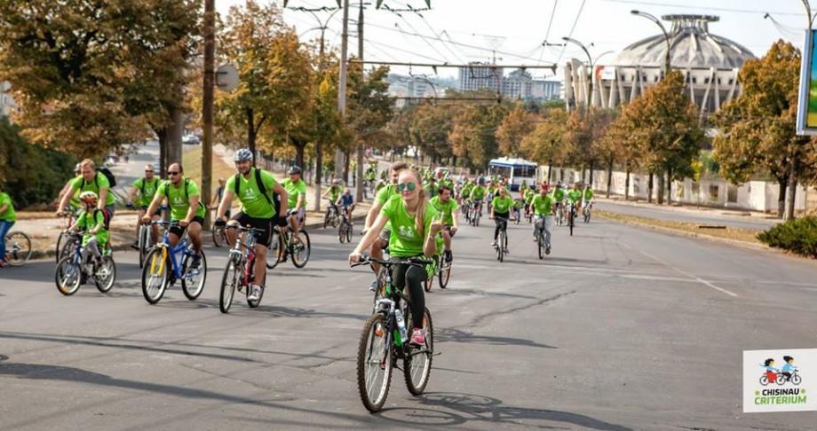 Devino voluntar la Chișinău Criterium – cea mai grandioasă cursă de ciclism din Moldova