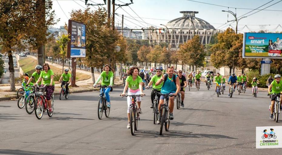 Photo Credit: Facebook/Chisinau Criterium