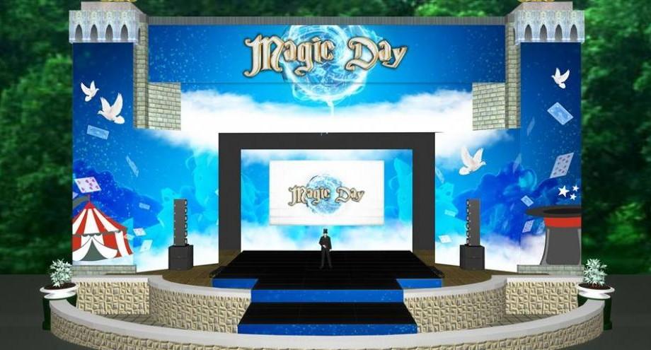 (video) Magic Day – un eveniment plin de magii, show cu bule de săpun și multă distracție