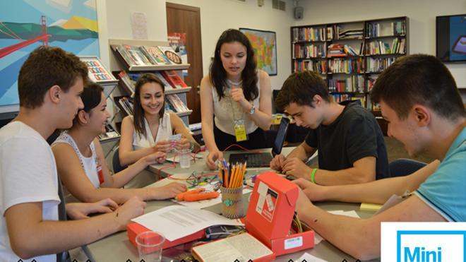 Festivalului tehnologic Chișinău Mini Maker Faire te invită să descoperi cele mai inovative creații