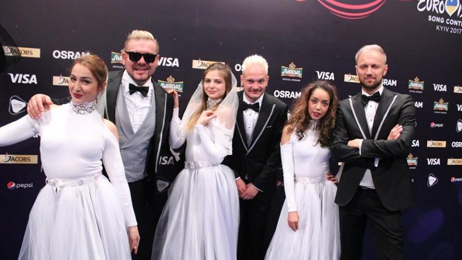 (video) Cum va arăta show-ul reprezentanților Moldovei la Eurovision 2017