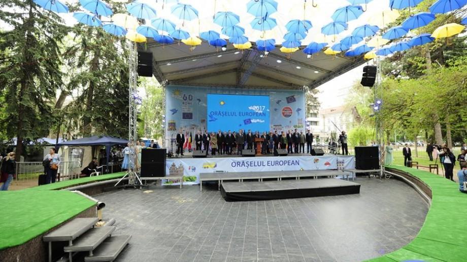 (video) Ești așteptat în Grădina Publică Ștefan cel Mare pentru a viziona gratuit mai multe filme