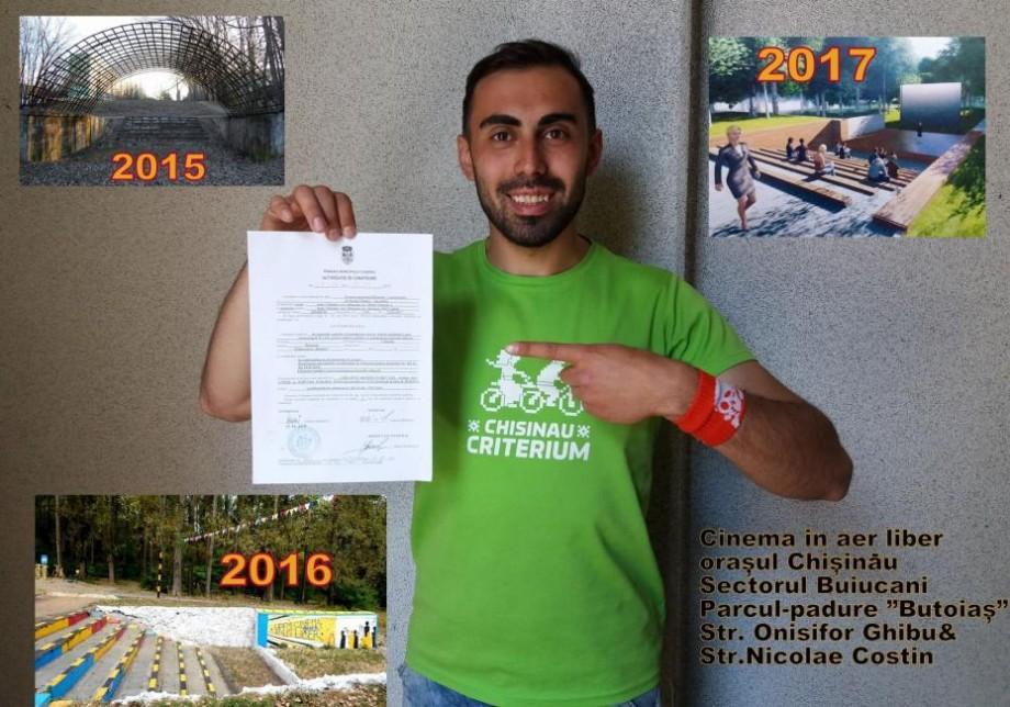După mai bine de un de așteptare, cinematograful de la Buiucani a primit autorizația pentru începerea lucrărilor de restaurare