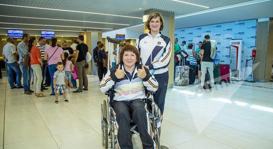 Larisa Marinencova a cucerit medalia de argint la Cupa Mondiale de Para Powerlifting