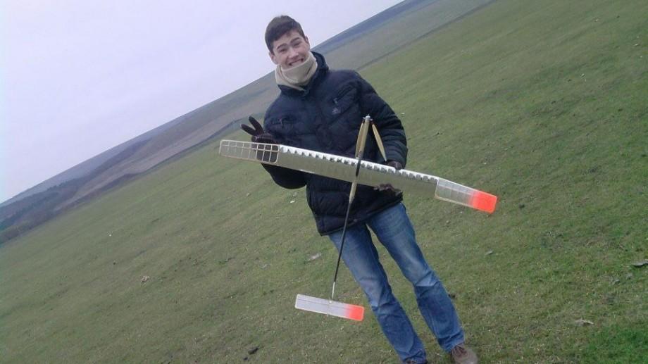 (video) Un student moldovean a inventat avionul care zboară non-stop