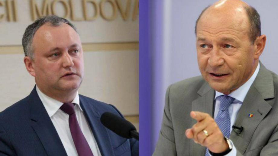 Procesul de judecată Băsescu vs Dodon: Judecătorul, recuzat la cererea lui Dodon
