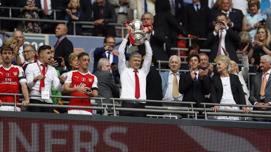 (video) Arsenal câștigă Cupa Angliei pentru a 13-a oară în istorie