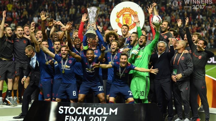Manchester United, pentru prima dată în istorie, campionă a UEFA Europa League
