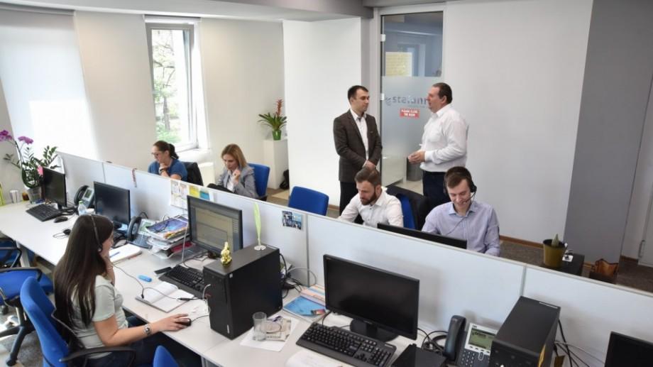 (foto) Oportunitate pentru cei pasionați de IT. La Chișinău a fost lansată subsidiara braziliană Stefanini