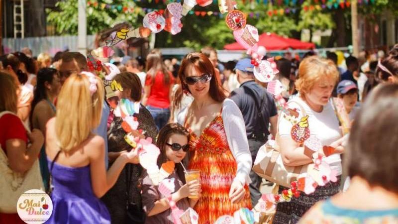 """(foto) Cel """"Mai Dulce"""" festival vă așteaptă cu un program divers de activități și delicii"""