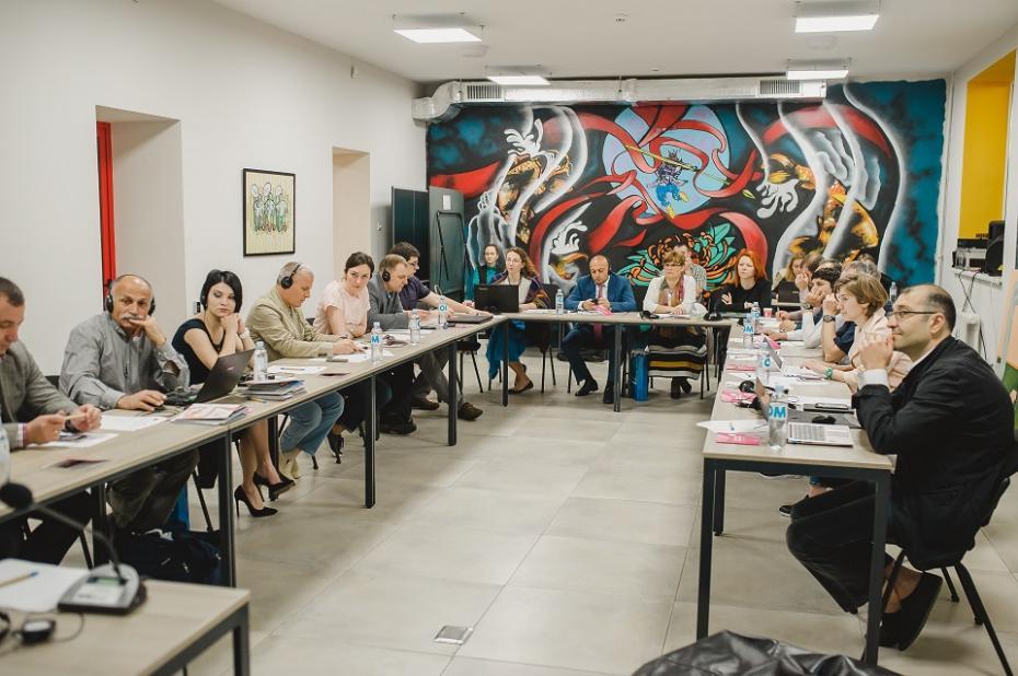 PC: Programul de Cultură și Creativitate al UE-Parteneriatul Estic