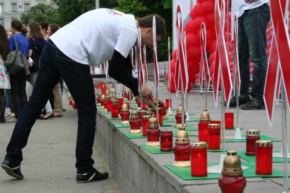 21 mai – Ziua internațională de comemorare a persoanelor decedate de SIDA