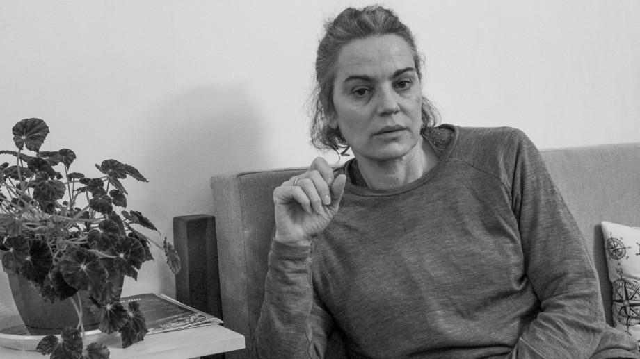 (foto) Interviu cu actrița Maia Morgenstern: Eu am fost atât de iubită aici!