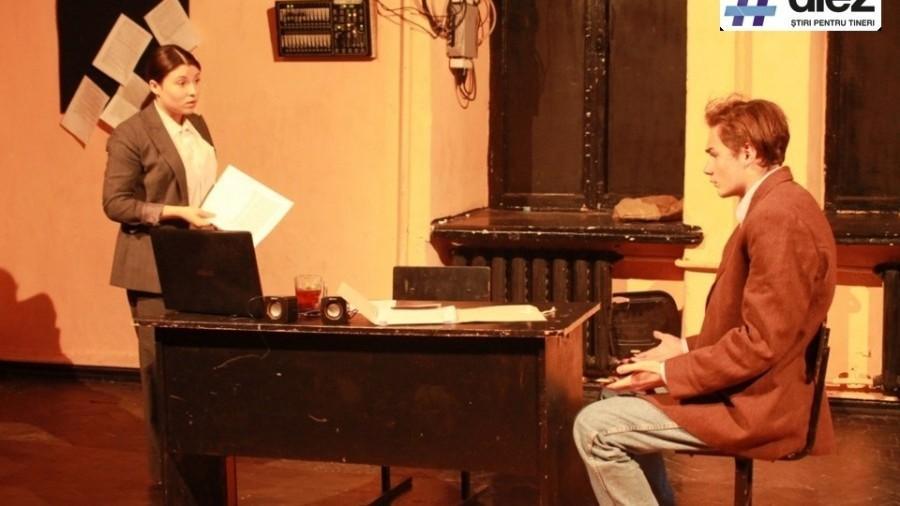 Recomandări #diez: Unde poți urma cursuri de teatru în Chișinău
