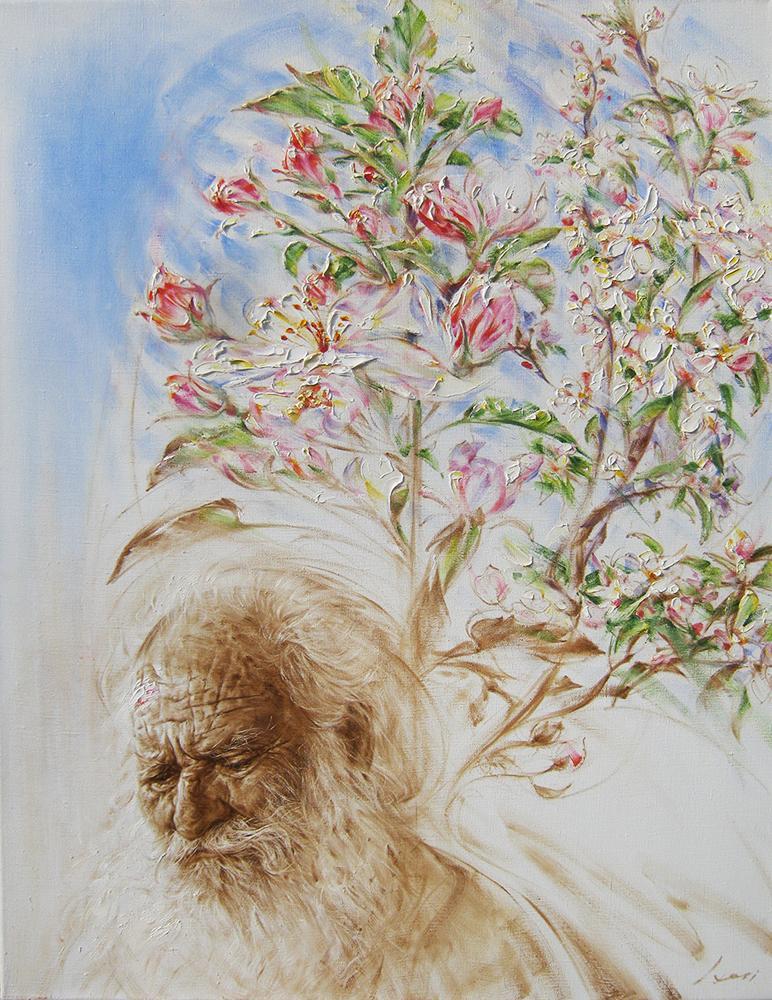 Life I/Oil on canvas/90 x 70cm/£4760