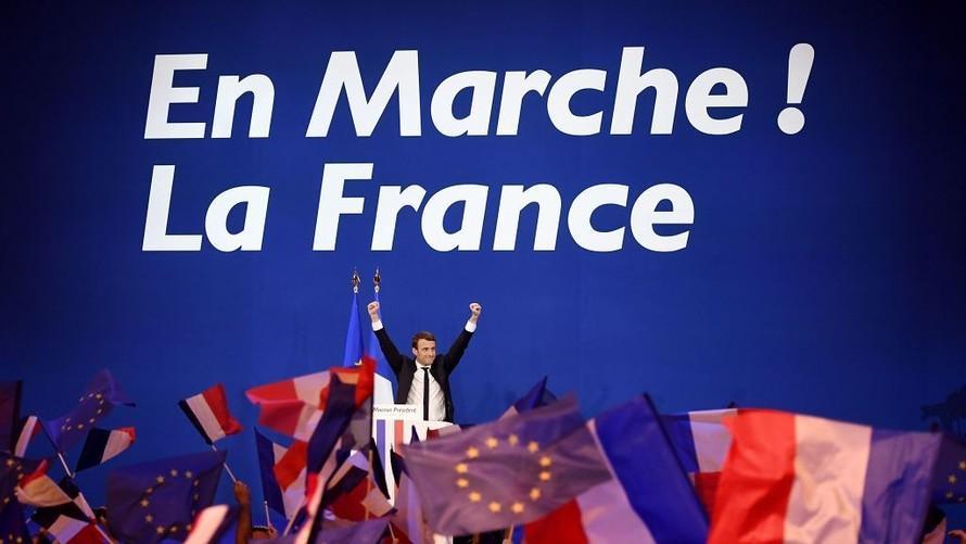 Alegeri în Franța: Emmanuel Macron, președinte