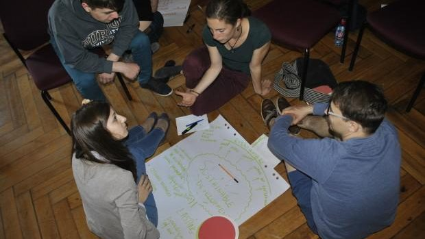 Participă la un training pentru tineri în Polonia și află mai multe despre dezvoltarea durabilă