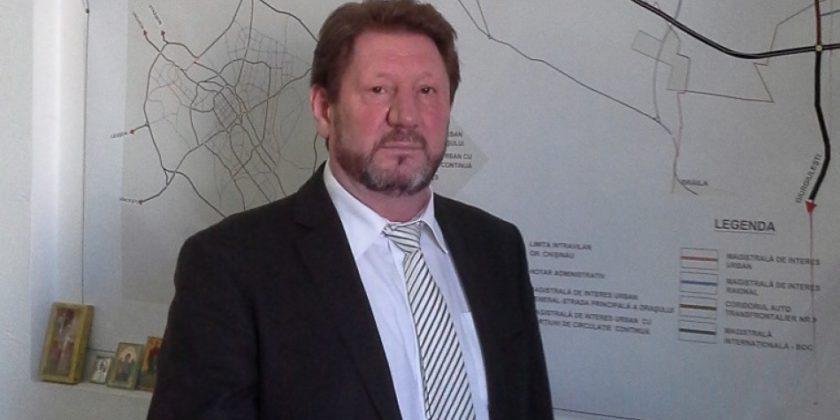 Sergiu Borozan este noul arhitect-șef al municipiului Chișinău