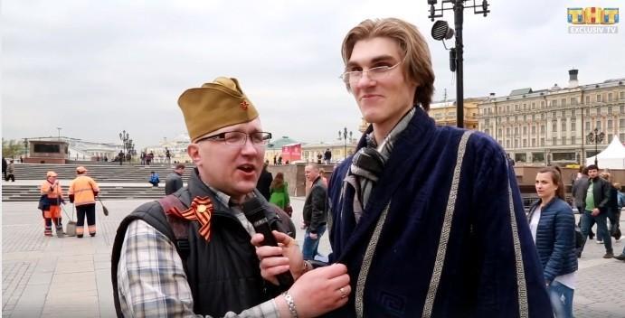 (video) Dorin Chirtoacă la Moscova. Cum îi învață pe ruși să vorbească în limba română