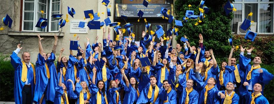Diploma care-ţi dublează salariul imediat după absolvire