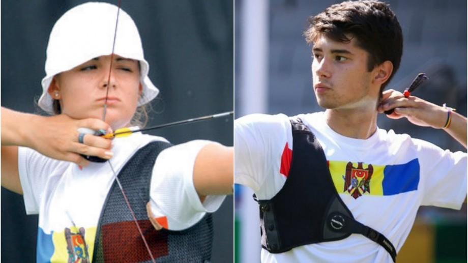 Arcașii Alexandra Mîrca și Dan Olaru au cucerit medalia de bronz la Grand Prix-ul de la București