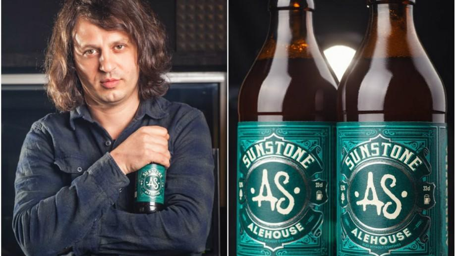 (foto) Alternosfera este prima formație din Moldova care își are propria bere. Unde o puteți gusta