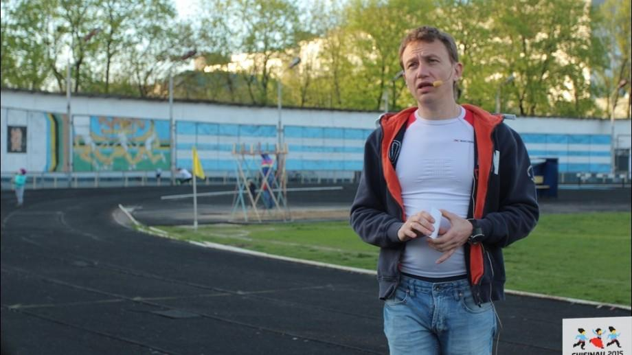 Public Talk de caritate cu Dmitrii Voloșin, primul moldovean care a participat la Marathon des Sables