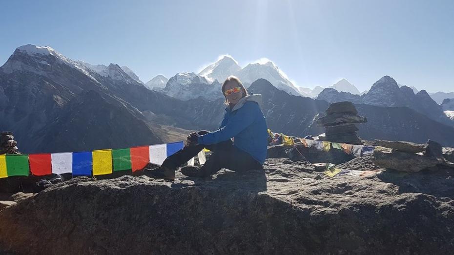 (foto, video) Imagini și senzații de neuitat. Anton Perkin vorbește despre aventura sa în munții Himalaya