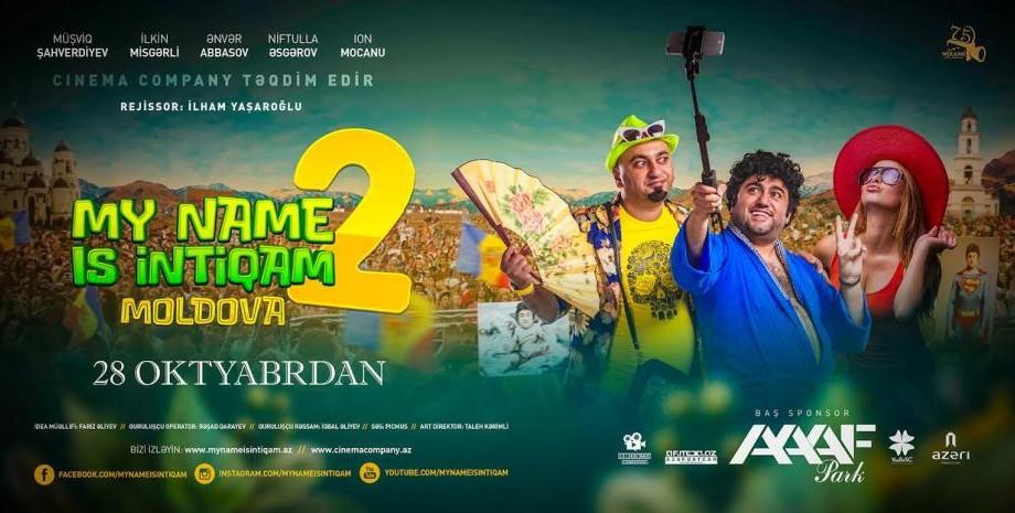 (video) My name is Intiqam 2: Moldova – filmul care spune povestea unui azer care vrea să devină primar de Chișinău