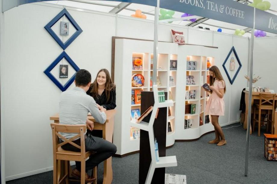 (foto) Editura Bestseller participă cu un stand inedit la Salonul Internațional de Carte pentru Copii și Tineret, ediția a XXI-a