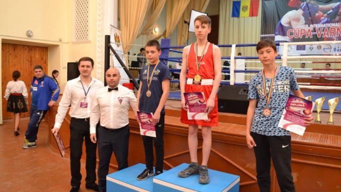 """(foto) Lista câștigătorilor turneului Internațional de Box """"Cupa Varnița 2017"""""""