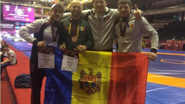 Igor Beșleaga a câștigat titlul de Campion European de Grappling, ediția 2017