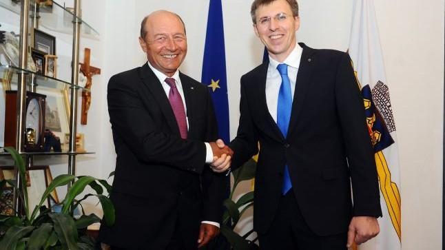 """Traian Băsescu, după reținerea lui Dorin Chirtoacă: """"DNA a trecut Prutul"""""""