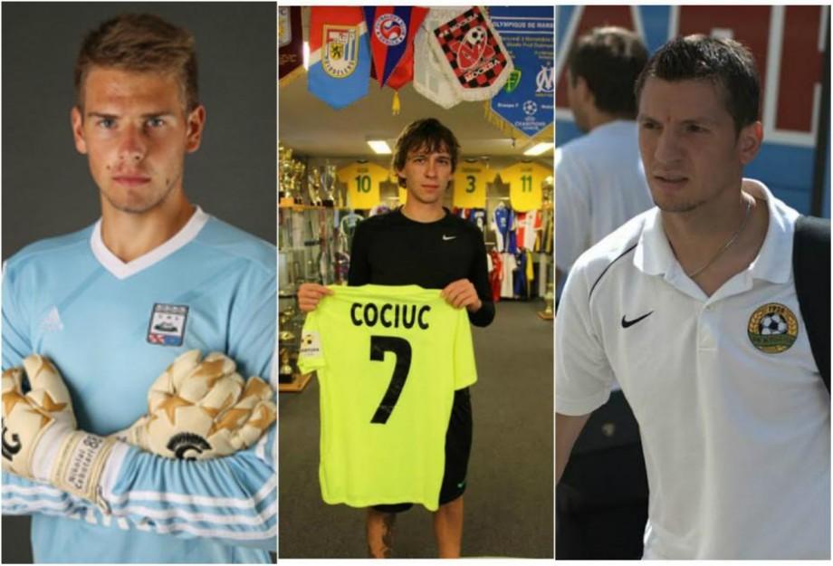 (foto) Lista fotbaliștilor din Moldova care au ales să joace în cluburi europene