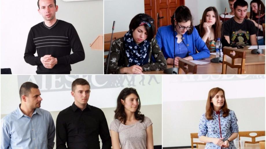 Educația și motivarea economică a tinerilor din Cahul – proiect antreprenorial marca AIESEC în Cahul