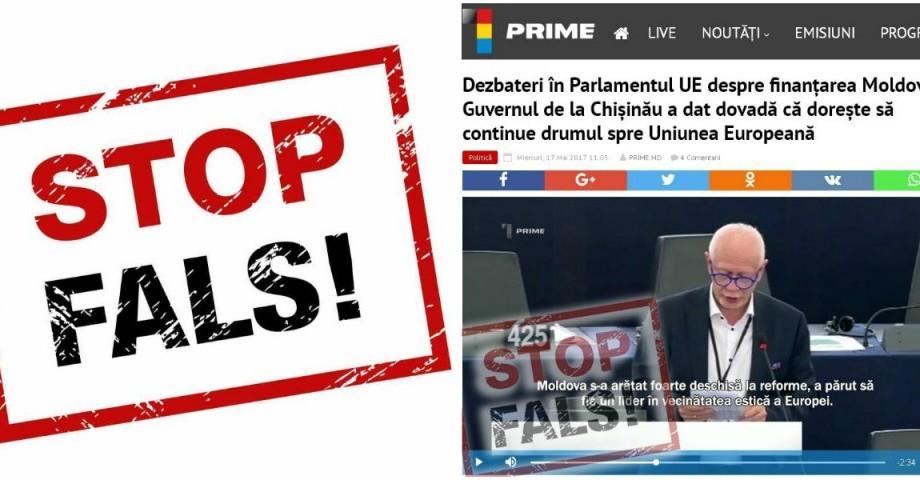 STOP FALS: Eurodeputatul Michał Boni solicită scuze oficiale de la Publika TV